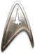 Star Trek Command Insignia